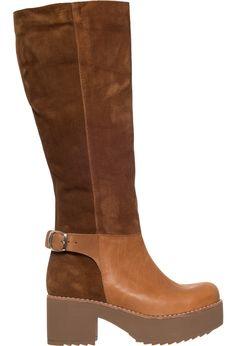 Botas Bucaneras Caña Alta Modelo Dayla 2 De Shoes Bayres  bf77be6c884b3