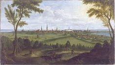 Image result for Christiansborg af Johan jacob Bruun