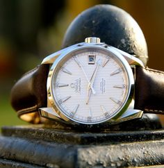 OMEGA Seamaster Aqua Terre Co-Axial Calibre 8500 Chronometer In Stainless Steel - http://omegaforums.net