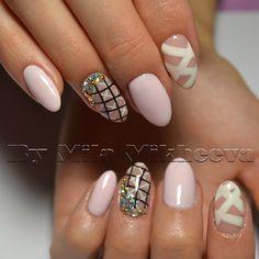 #Shellac #CND #gelish #bluesky #emi #swarovski #Tomsk #Томск #маникюр #гельлак #дизайн #роспись #ногти #френч #nailart #nailpolish #beauty #Minx #NCLA #gl #пленки #слайдер #gl #Tsykalov_Nails