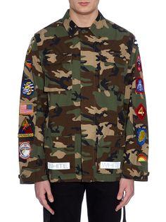 valentino sahariana jacket