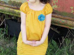 mama says sew: The Sunshine Dress