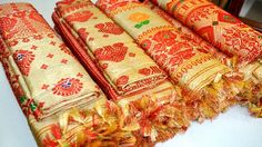 The demand of Muga silk is rising every year. As of date average quality Muga silk mekhela chadar or saree costs minimum Rs 10,000 in Assam....