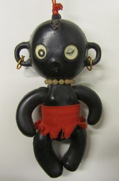 Vintage Winkie Blinkie doll from 50's