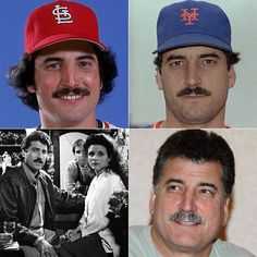 On Sept. 27, one of the great treasures in modern sports - Keith Hernadez's mustache - will cease to exist. The legendary Mets first baseman announced that he'll have his whiskers shaved outside Citi Field before the Mets' final home game of the season. The event will raise money for the Jacquelyn Hernandez Adult Day Health Center, which aids Alzheimer's disease patients and others with dementia. (Heinz Kluetmeier/SI, AP, Bobby Bank/Getty Images, AP)