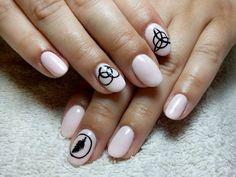 bohemian nails