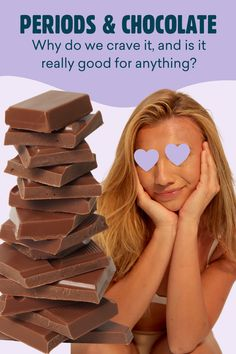Why do we suffer from period chocolate cravings, and is there any benefit to actually downing the stuff? Yoppie lays out the pros, cons, and hormonal whys. Free Blog, Cravings, Benefit, Period, Chocolate, Lifestyle, Chocolates, Brown