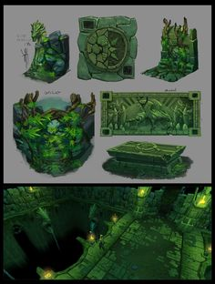 Runescape is Getting a Facelift. Here's Some Art.