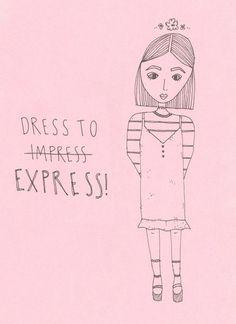 Vestirse para expresar!
