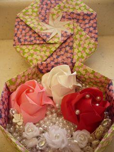 Gift Box octagonal