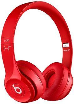 Beats by Dr. Dre Solo2 On-Ear Kopfhörer - Rot