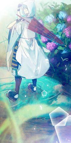 【刀剣乱舞】雨の日の鶴丸さん【とある審神者】 : とうらぶ速報~刀剣乱舞まとめブログ~