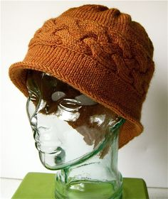 Ravelry: Winfly Hat by Carolyn Doe