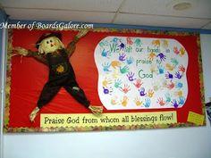 christian bulletin board ideas | Ideas 4 Servants: سبتمبر 2010