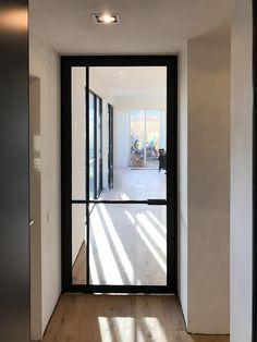 """Pivoterende deur (25cm) """"steel look"""""""