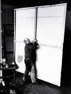31 ART — Mark Rothko, stretcher…kind to be made. Mark Rothko, Famous Artists, Great Artists, Abstract Painters, Abstract Art, Jm Basquiat, Atelier Photo, Atelier Creation, Art Diary