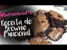 Receita de Brownie Funcional - #BiaPrendadaFIT| Bia Jiacomine - YouTube
