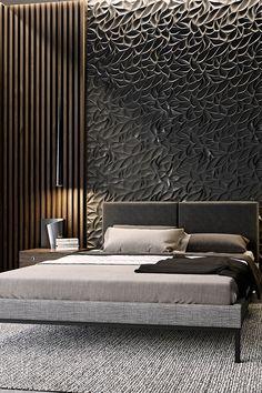Modern Bedroom Design, Modern Luxury Bedroom, Room Design Bedroom, Master Bedroom Interior, Modern Master Bedroom, Bedroom Furniture Design, Bedroom Layouts, Luxurious Bedrooms, Home Interior Design