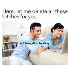 Jealous girls be like.....lmao