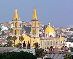 Cathedral of the Immaculate Conception, Mazatlán, Sinaloa (Mexico)