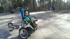 New Bike to Stroller, Stroller to Bike adaptation available soon in Finland.