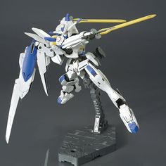 Mobile Suit Gundam Iron-Blooded Orphans High Grade 1/144 Plastic Model : Gundam Bael