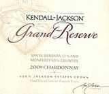 Kendall Jackson Grand Reserve Chardonnay 2009 $17.78 - Lushly layered and viscous with a firm acidity and creamy texture.  *Please note: Prices may be not  guaranteed. Please check our website, www.TheWineGuyLi.com for today's price. We promote specials with our SuperSaver card periodically. Subject to Inventory Depletion.*