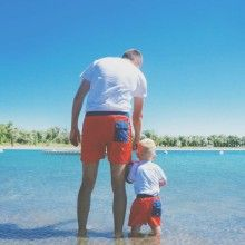 6c66641664 11 Best Matching Father and Son Swimsuits. images in 2015 | Baby ...