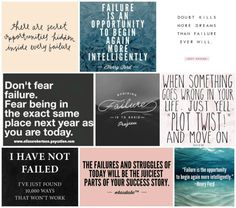 Hiding From Failure Quotes to Inspire your Life.