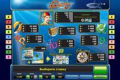 Игровой автомат Sharky Акула  Игровые автоматы