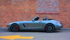 Crazy, crazy, crazy. Wildsau's Wheelhaus: 2012 Mercedes-Benz AMG SLS Roadster (Review)