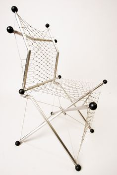 Great Konstantin Archov, Tensegrity Chair Images