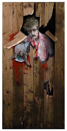 Forum Novelties Photo-Realistic Zombie Door Cover, Halloween Decoration ,crippy Plastic 3 feet wide by 6 feet high Door cover with photo realistic zombie print Designed to fit most doors and can be cut to smaller sizes Easy to hang and simple to remove Forum Novelties Photo-Realistic Zombie Door Cover, Multicolor For more than 30 years, Forum Novelties has been a leader in the costume industry, as well as the joke, trick, magic, and novelty gift item business. Forum offers more than 10,000…