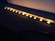 Parveke kynttilät