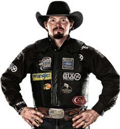 Professional Bull Riders - Austin Meier Professional Bull Riders, Bull Riding, Motorcycle Jacket, Jackets, Down Jackets, Jacket