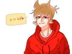 gladly ;) Eddsworld Tord, See Picture, Nostalgia, Doodles, Cartoon, Cool Stuff, Comics, Cute, Pictures