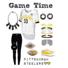 Pittsburgh Steelers CBA Style!  #jewelry #eco #ecofashion #ecojewelry #ecofriendly #empowering #ecoresin #accessorizeresponsibly #Pittsburgh #Steelers