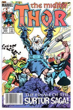Thor 353 (VF-)