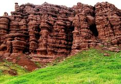 Seven Caves Valley of Neyshabur | © ارک توریسم / Wikimedia Commons