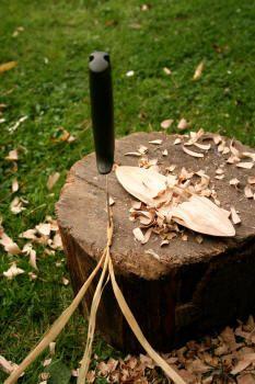 how to carve a bullroarer- jonsbushcraft.com