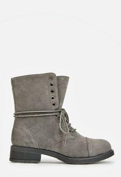 Francoise Schuhe in Grau - günstig kaufen bei JustFab