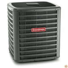 DSXC180361 2-Stage High Efficiency Condenser, Central Air Conditionin by Goodman. $2044.95. Goodman DSXC180361 2-Stage Condenser, Central Air Conditioning - 18 SEER, 3 Ton, 35,000 BTU Goodman has been manufacturing high quality heating and air conditioning equipment since 1982. Harold Goodman, the founder of Goodman heating and air conditioning, recognized an absence of high quality, low cost air conditioning equipment in the American market. After learning that another HV...