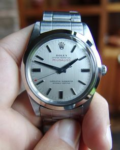 1960's Rolex Milgauss, CERN dial, Reference 1019
