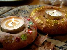 Celebrate Diwali with glittery candle holders and pretty spice decorations! Make these easy salt dough candle holders as a beautiful Diwali craft Homemade Christmas Gifts, Homemade Gifts, Christmas Crafts, Diy Gifts, Christmas Tables, Nordic Christmas, Father Christmas, Modern Christmas, Christmas Jewelry