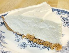 LOWCARBREDHEAD'S REAL KEY LIME CHEESECAKE  - 1/2 cup fresh lime juice (you'll need 2 large limes)   1 packet unflavored gelatin   2 cups granular Splenda or equivalent liquid Splenda   2 eggs, beaten   8 ounces cream cheese, softened   1/4 cup unsalted butter, softened   1/2 teaspoon vanilla, optional   1 1/2 teaspoons lime zest (from about 1/2 lime)   1 cup heavy cream