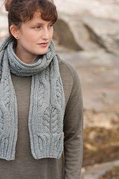 Ravelry: Samantha Scarf pattern by Cecily Glowik MacDonald