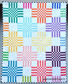Handwrought Quilts- Gridded