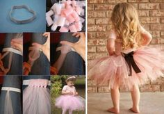 How To Make A No Sew Tutu The Easy Way | The WHOot