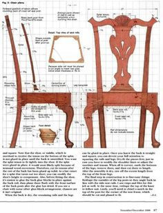 #229 Shaping Cabriole Legs - Furniture Legs Construction Techniques