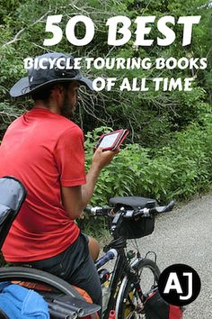 The Best 50 Cycling Adventure Books of All Time (in English)